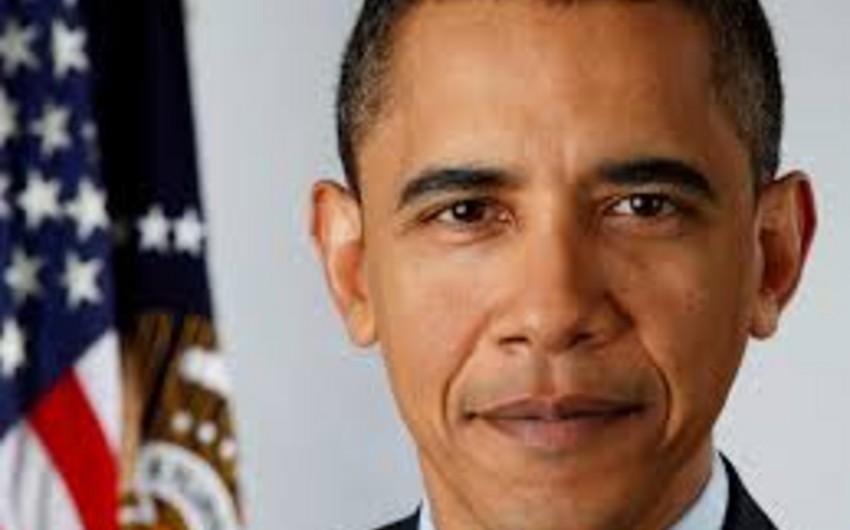 Barak Obama: Mənim heç vaxt silahım olmayıb
