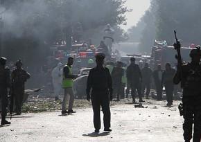 Əfqanıstan Mərkəzi Bankının avtomobili partladılıb, ölən və yaralananlar var