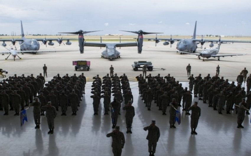 ABŞ hərbi bazasındakı atışmada yaralanan 2 nəfər ölüb - YENİLƏNİB
