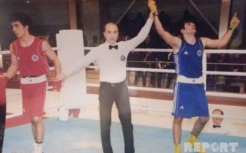 Boks üzrə Azərbaycan çempionatında qalmaqal baş verib - VİDEO