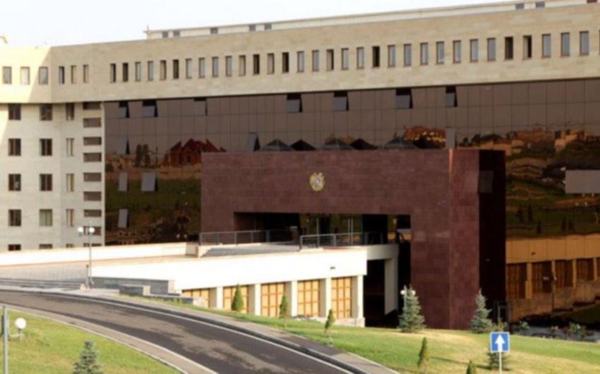 Ermənistan Silahlı Qüvvələrinin iki idarə rəisi işdən çıxarılıb