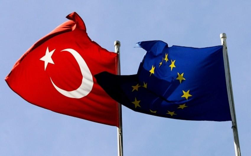 Türkiyənin Avropa İttifaqına üzvlüyü ilə bağlı müzakirələrin dayandırılması barədə hesabat qəbul edilib