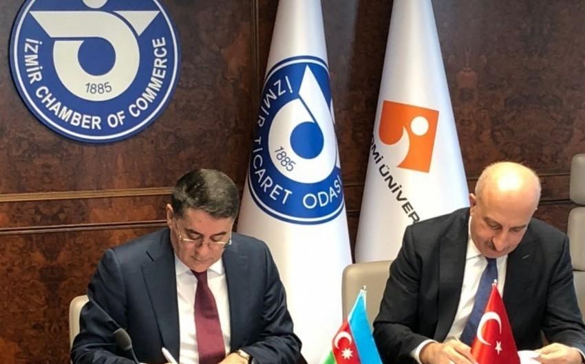 Azərbaycanla Türkiyə arasında beynəlxalq avtomobil daşımaları sahəsində protokol imzalanıb