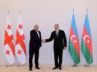Ильхам Алиев - Президент Азербайджанской Республики