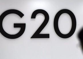 Special G20 summit on Afghanistan kicks off