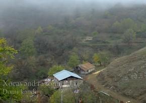 Освобожденное от оккупации село Доми Ходжавендского района