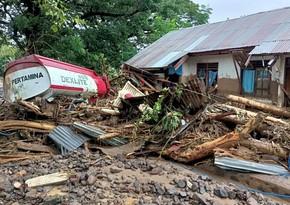 İndoneziya və Şərqi Timorda daşqınlar nəticəsində ölənlərin sayı 113-ə çatıb