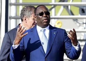 Президент Сенегала: Желаю дружественному азербайджанскому народу постоянного благосостояния и прогресса