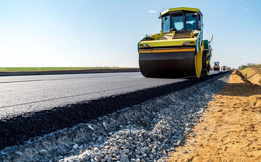 AAYDA: 1000 km-dən artıq avtomobil yolu yenidən qurulub