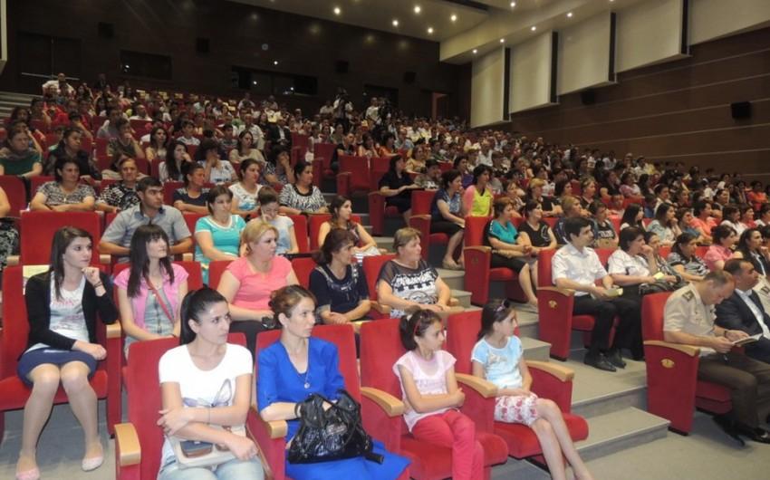 Qəbələdə Koreya Kinosu Festivalının açılışı keçirilib - FOTO
