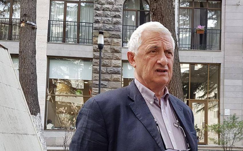 Gürcüstan parlamenti sədrinin keçmiş müavini vəfat edib