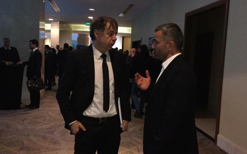 Qurban Qurbanov: Nikola Yurçeviçlə bəzi futbolçulardan danışdıq