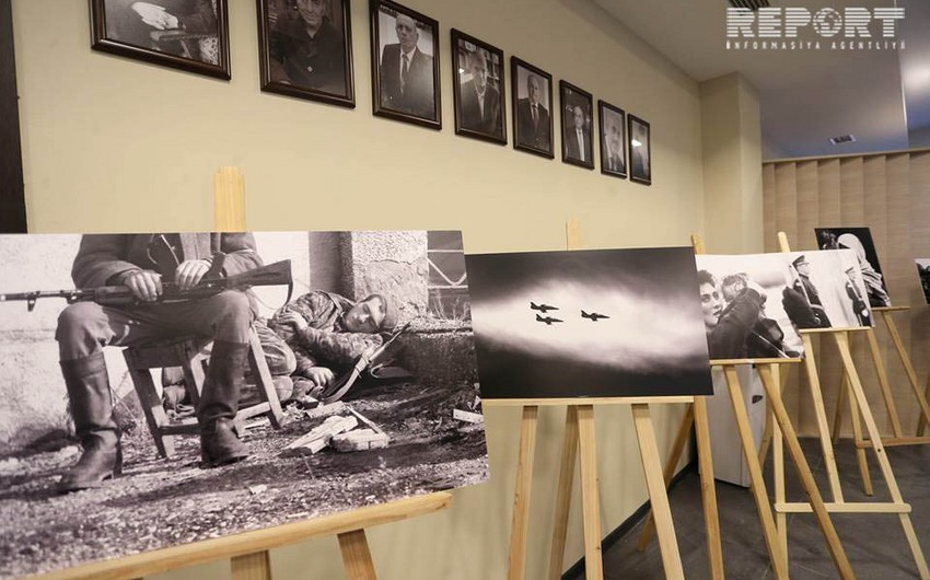 Gürcüstanda azərbaycanlı fotojurnalistin sərgisi açılıb - FOTO