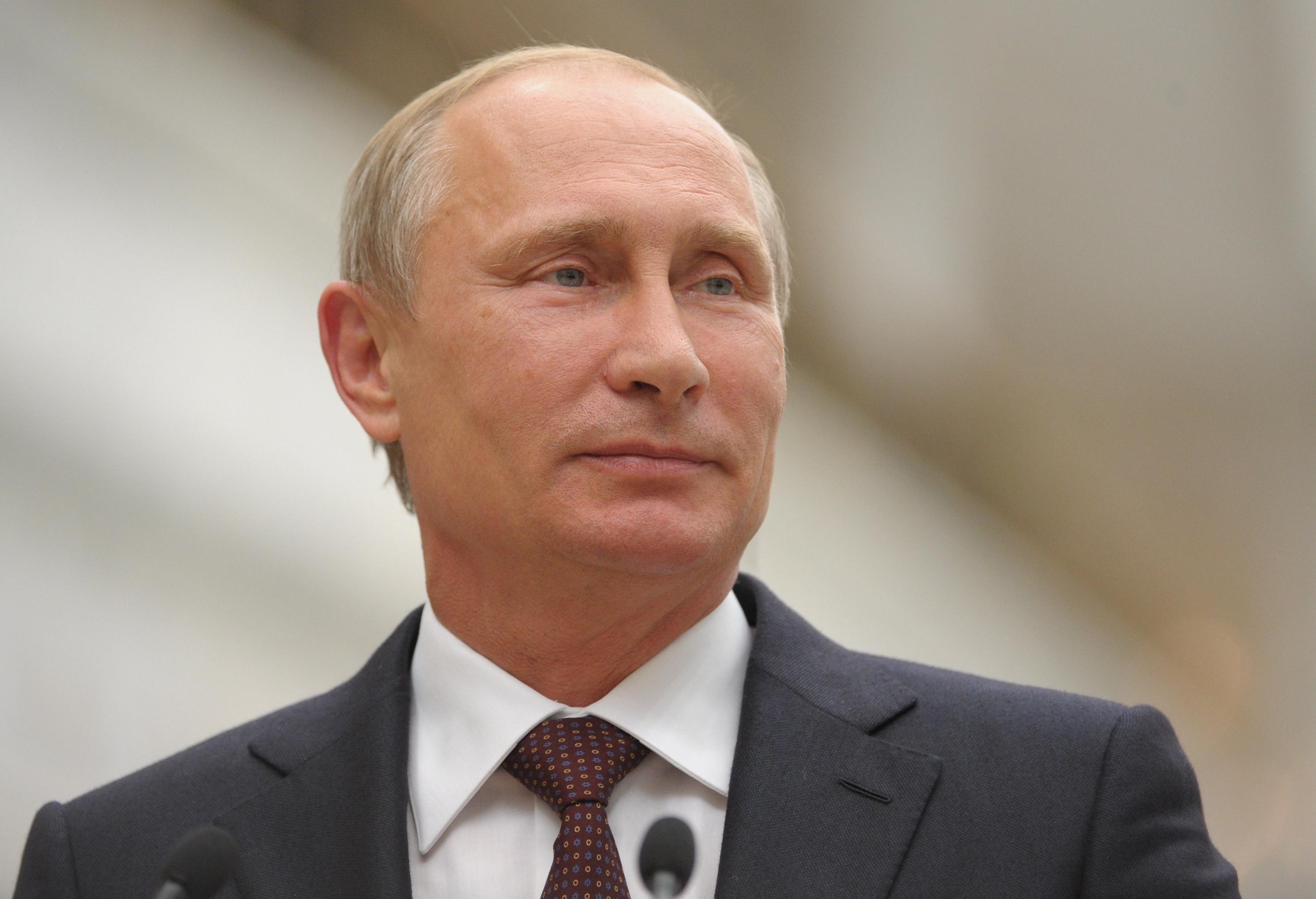 Владимир Путинпоздравил президента Азербайджана