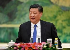 China supports path of development chosen by Azerbaijani people - Xi Jinping