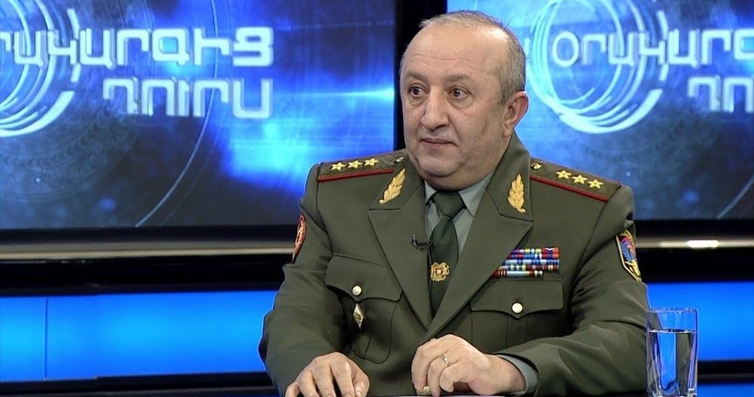 Armenian general: Defense Ministry gave 100% false information about battle