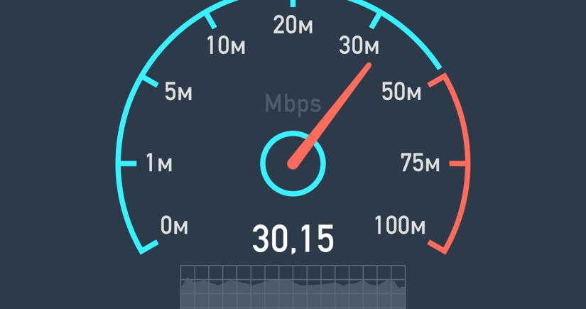 Azərbaycan internetin orta aylıq sürətinə görə geriləyib