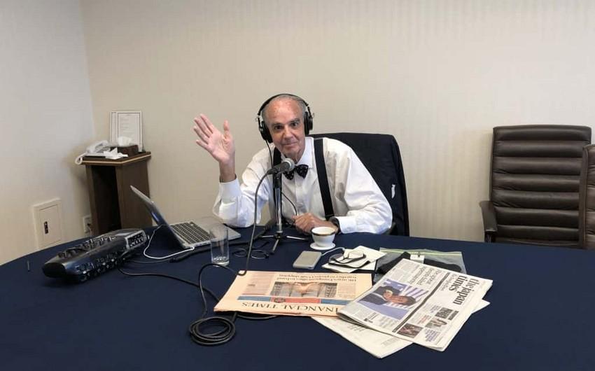 Ermənistanın təxribatları ABŞ-ın məşhur radio verilişində müzakirə olunub