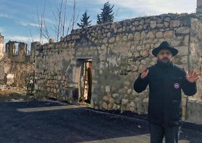 Zamir Isayev: Tragedy of Azerbaijani people - tragedy of Azerbaijani Jews