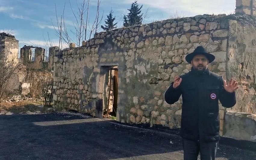Zamir İsayev: Azərbaycan xalqının faciəsi Azərbaycan yəhudilərinin də faciəsidir