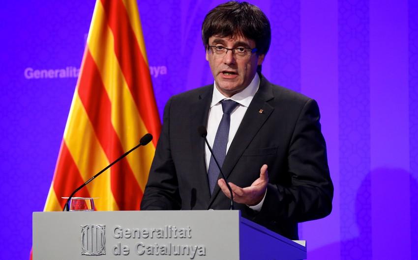 Avropa Parlamenti Kataloniya separatçılarının deputat toxunulmazlığını ləğv edib