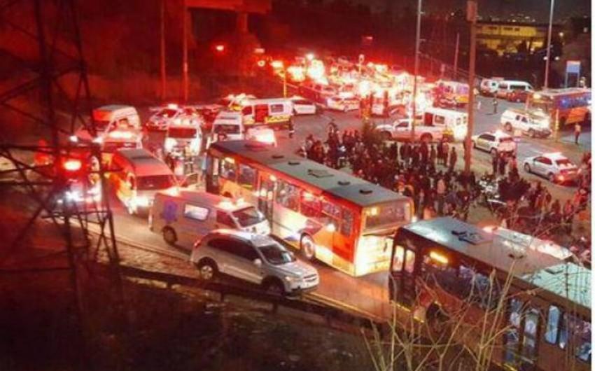 CAR-da iki qatar toqquşub: 300-dən çox insan yaralanıb