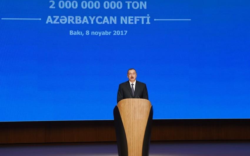 """Prezident İlham Əliyev: """"BP-SOCAR əməkdaşlığı bu gün bir çox ölkələr üçün nümunədir"""""""