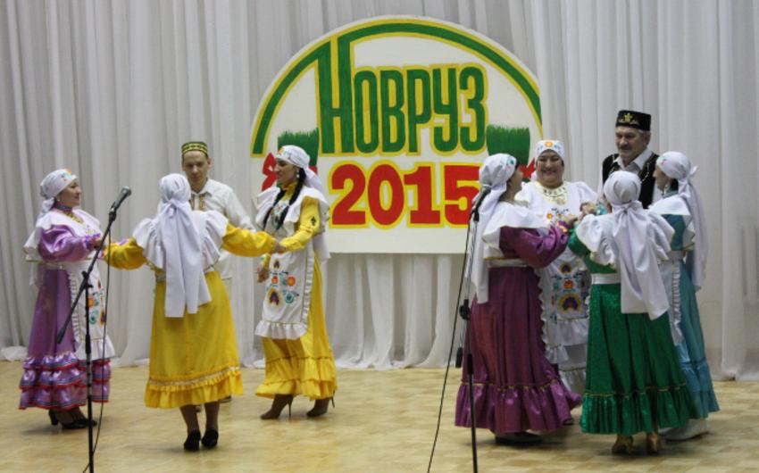 Komi Respublikasında Novruz bayramı qeyd olunub