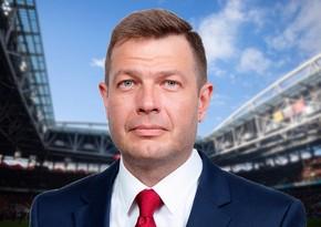 Spartak klubunun mətbuat katibi döyüldü