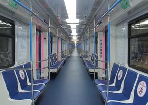 Baku Metro launches new trains