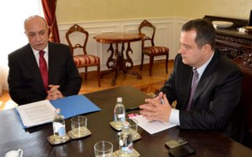 ​Azerbaijan and Serbia discuss cooperation