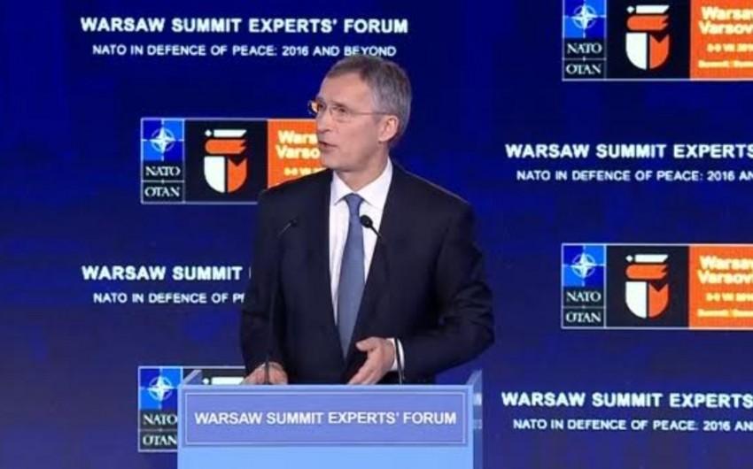 NATO cənub-şərq sərhədlərini möhkəmləndirir