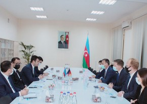 German businesses encouraged to invest in Azerbaijan's industrial parks