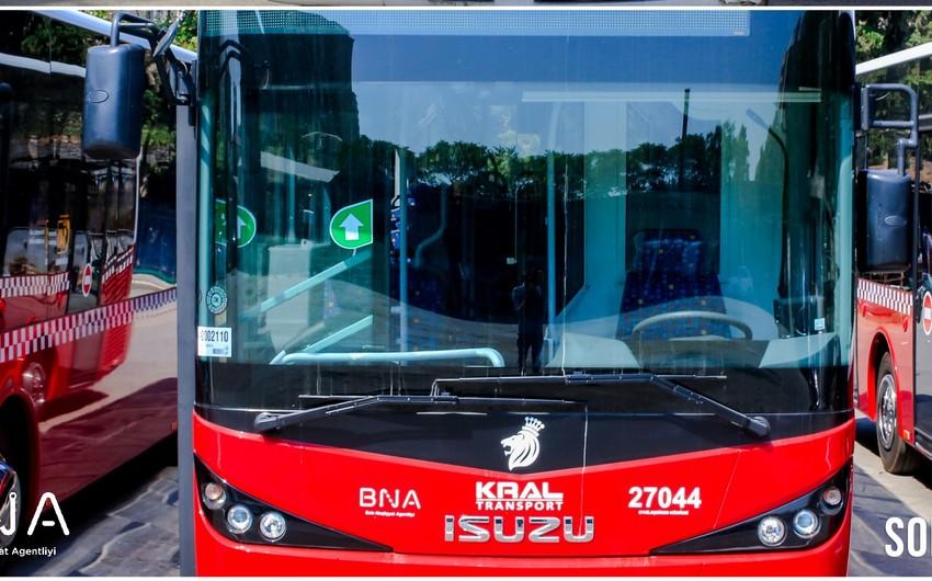 БТА: На маршрутной линии 39 появились новые автобусы