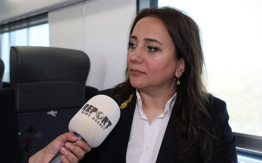 Horadiz-Ağbənd dəmir yolu xəttində infrastruktur işlərinə başlanılıb