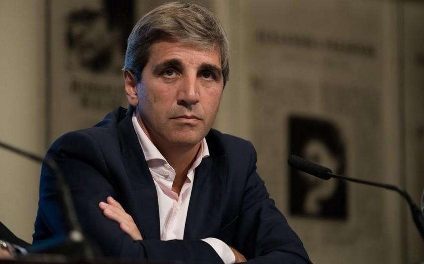 Argentina Mərkəzi Bankının rəhbəri istefaya gedib