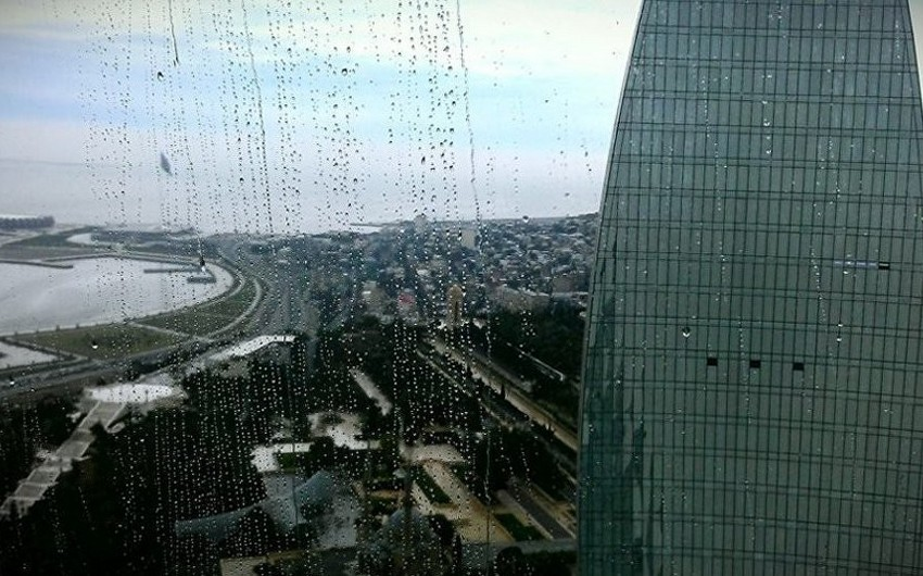 Hava qeyri-sabit keçəcək, yağış yağacaq - XƏBƏRDARLIQ