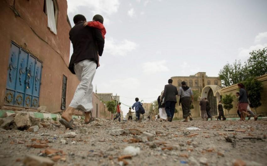 Yəmənin 7 dinc sakini koalisiya qüvvələrinin hava zərbələri nəticəsində həlak olub