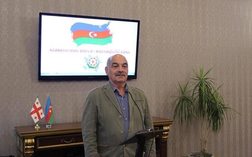 Gürcüstanın azərbaycanlı ziyalısı vəfat edib
