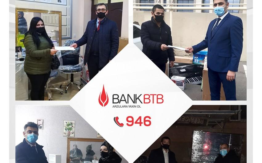 Bank BTB özünəməşğulluq proqramına dəstəyini davam edir
