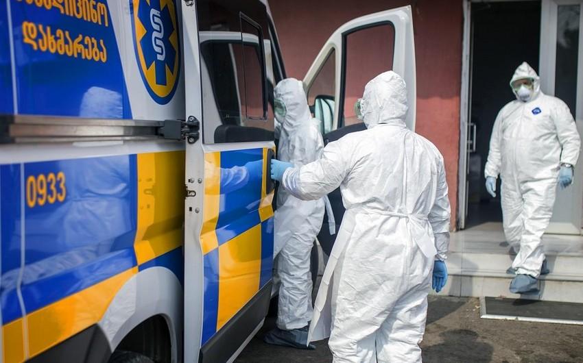 Gürcüstanda daha 417 nəfər koronavirusa yoluxub, 31 pasiyent ölüb