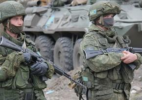 Qarabağdakı Rusiya sülhməramlıları koronavirusa qarşı peyvənd olunub