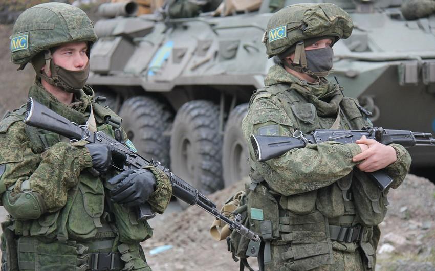 Всех российских миротворцев в Карабахе привили от коронавируса