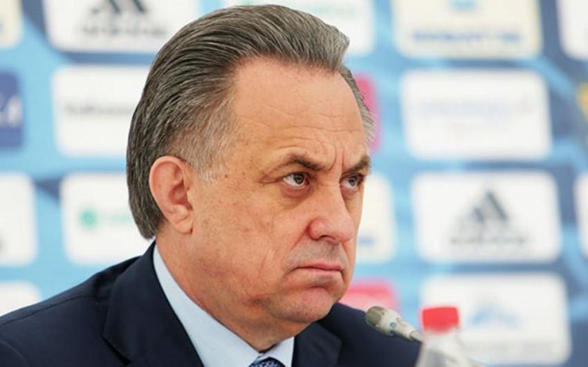 Rusiya Futbol İttifaqının prezidenti istefa verəcək
