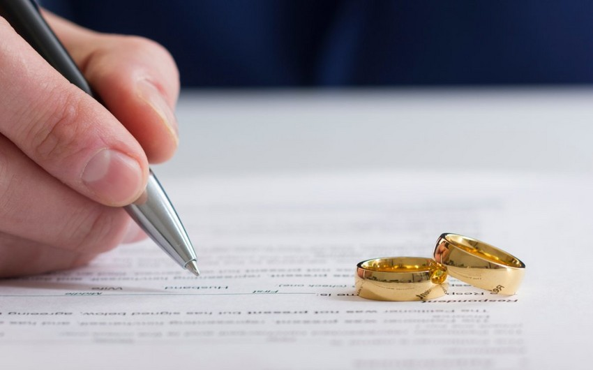 104 registration offices and marriage houses operate in Azerbaijan