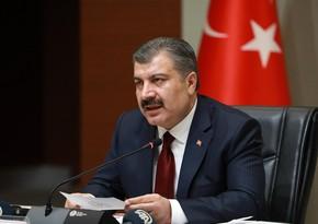 Türkiyədə koronavirusa yoluxanların sayı 227 mini ötdü