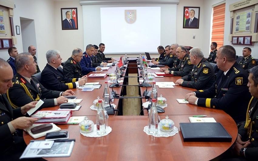 Azərbaycanla Türkiyə arasında 2020-ci il üçün hərbi fəaliyyət planı imzalanacaq