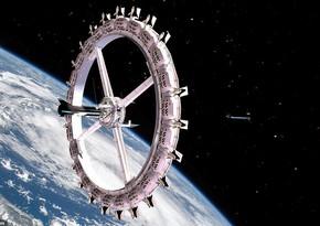 В 2025 году планируется строительство первого космического отеля