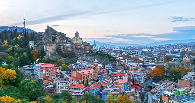 Число визитеров из Азербайджана в Грузию выросло вдвое
