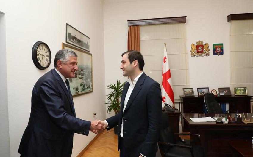 """Acarıstanın hökumət başçısı: """"Azərbaycanla əməkdaşlıq fəal inkişaf edir"""""""